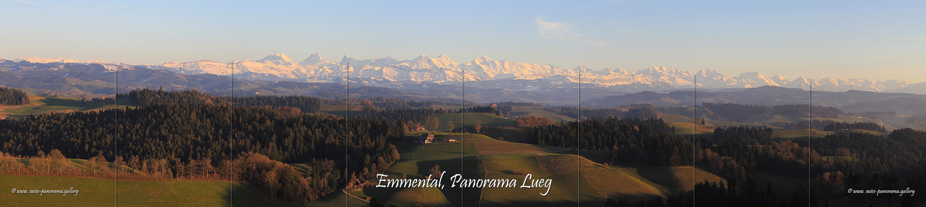 Swiss Panorama Emmenthal